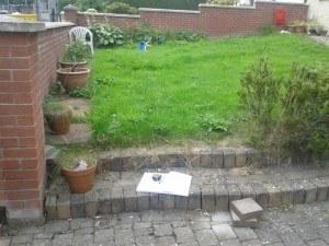 Garden C Before 4