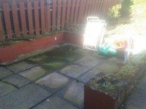 Garden K Before 1