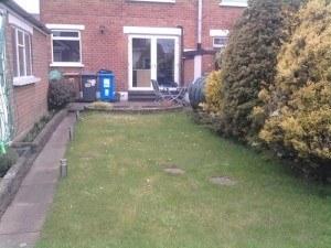 Garden W Before 2