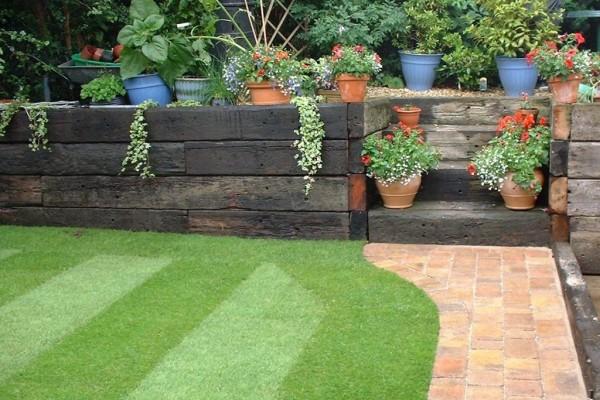 Garden Landscaping Pictures : Eden gardens landscape gardening belfast call