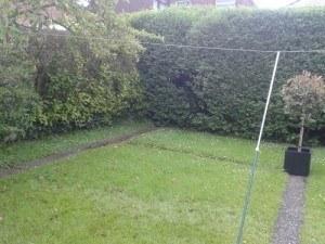 Garden B Before 1
