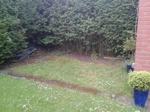 Garden B Before 2